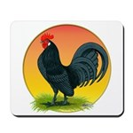 Sunrise Dutch Bantam Mousepad