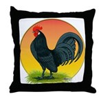 Sunrise Dutch Bantam Throw Pillow
