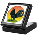 Sunrise Dutch Bantam Keepsake Box