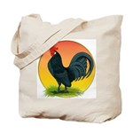 Sunrise Dutch Bantam Tote Bag
