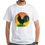 Sunrise Dutch Bantam White T-Shirt