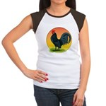 Sunrise Dutch Bantam Women's Cap Sleeve T-Shirt