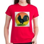 Sunrise Dutch Bantam Women's Dark T-Shirt