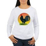 Sunrise Dutch Bantam Women's Long Sleeve T-Shirt