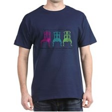 Mies van der Rohe/Chip-Chairs T-Shirt