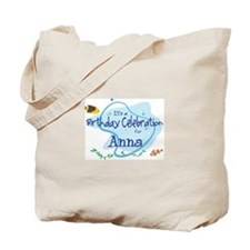 Celebration for Anna (fish) Tote Bag