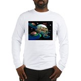 Earth First Long Sleeve T-Shirt
