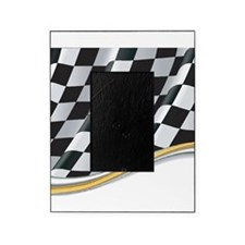 Cute Racing flags Picture Frame