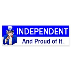 Independent and Proud of It