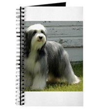 Unique Bearded collie Journal