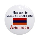 Armenian Chefs Keepsake Ornament