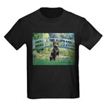 Bridge / Doberman Kids Dark T-Shirt