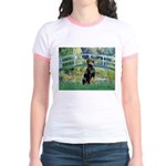 Bridge / Doberman Jr. Ringer T-Shirt