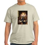 The Queen's Dobie Light T-Shirt
