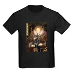 The Queen's Dobie Kids Dark T-Shirt