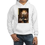 The Queen's Dobie Hooded Sweatshirt