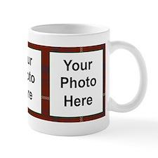 Rose Tartan 3 Photo Mugs