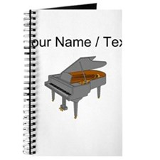 Custom Baby Grand Piano Journal