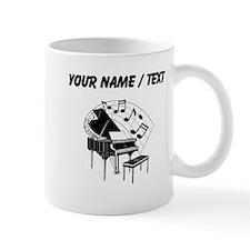 Custom Piano Mugs
