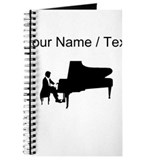 Name Journals & Spiral Notebooks