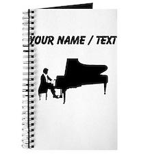 Custom Piano Player Journal