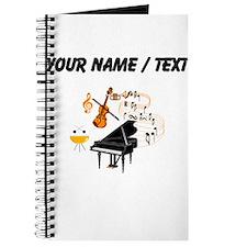 Custom Musical Instruments Journal