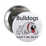 Bulldogs can't be beat Button