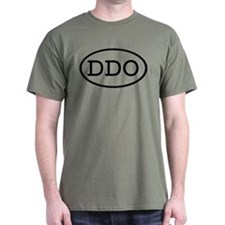 DDO Oval T-Shirt