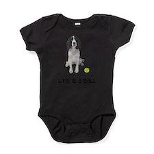 FIN-springer-spaniel-brown-life.png Baby Bodysuit