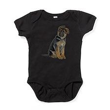 FIN-german-shepherd-puppy-photo.png Baby Bodysuit