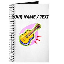 Custom Guitar Journal