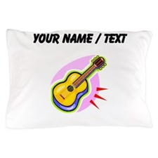 Custom Guitar Pillow Case