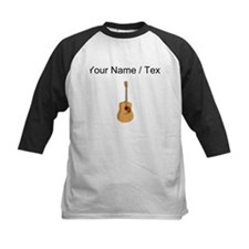 Custom Acoustic Guitar Baseball Jersey