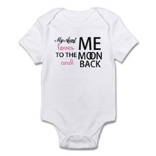My Aunt Loves Me To The Moon And Back - Body Suit