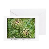 california artichokes - flowers greeting cards (6)