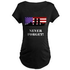 9-11: Never Forget T-Shirt