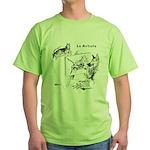 The Artist Green T-Shirt