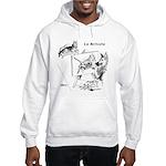 The Artist Hooded Sweatshirt
