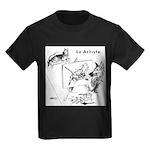 The Artist Kids Dark T-Shirt