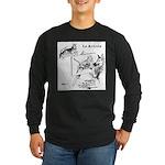 The Artist Long Sleeve Dark T-Shirt