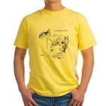 The Artist Yellow T-Shirt