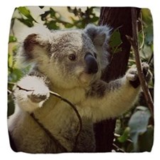 Sweet Baby Koala Cube Ottoman