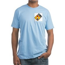 "Men's Fitted Logo T-Shirt w/ ""Values"" List"