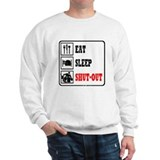 Eat Sleep Hockey -Goalie Sweater