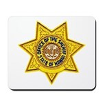 Hawaii Sheriff Mousepad