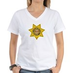 Hawaii Sheriff Women's V-Neck T-Shirt