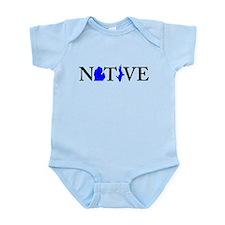 Unique Peninsula Infant Bodysuit