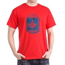 """Tavern Sign"" Square and Compass T-Shirt"