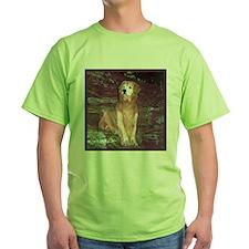Golden Retriever King of the  T-Shirt