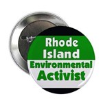 Rhode Island Environmentalist Button